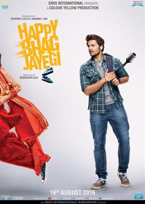 Happy Bhaag Jayegi Online DVD Rental
