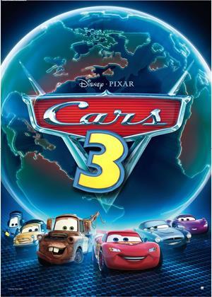 Rent Cars 3 Online DVD Rental