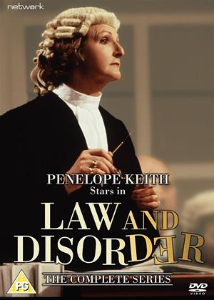 Law and Disorder: Series Online DVD Rental