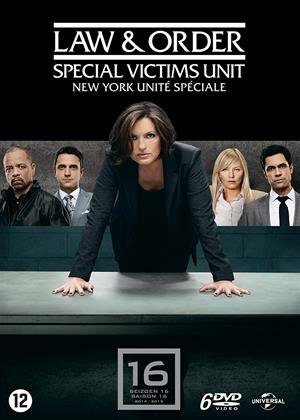Rent Law and Order: Special Victims Unit: Series 16 Online DVD Rental