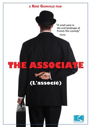 The Associate Online DVD Rental