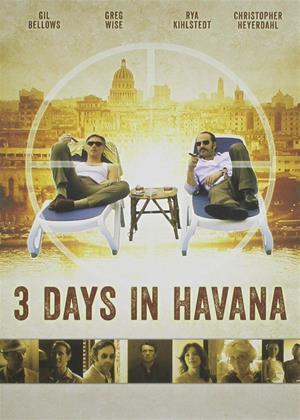 Three Days in Havana Online DVD Rental