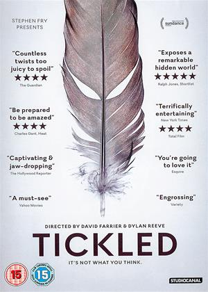 Tickled Online DVD Rental