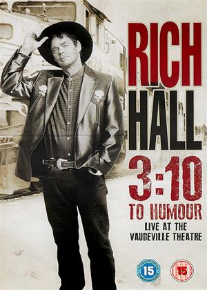 Rich Hall: 3:10 to Humour Online DVD Rental