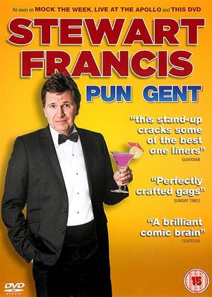 Stewart Francis: Pun Gent Online DVD Rental