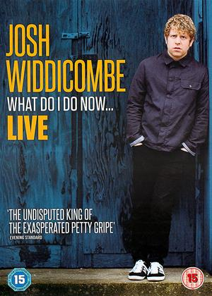 Josh Widdicombe: What Do I Do Now: Live Online DVD Rental