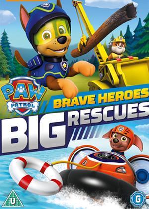 Paw Patrol: Brave Heroes, Big Rescues Online DVD Rental