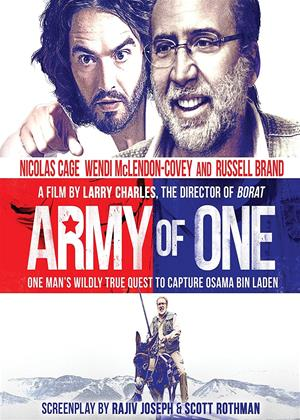 Army of One Online DVD Rental