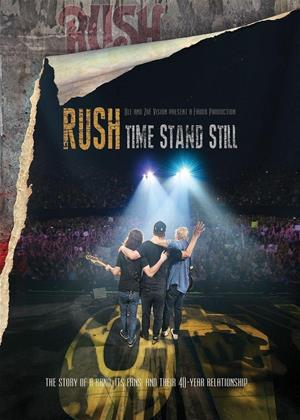 Rush: Time Stand Still Online DVD Rental