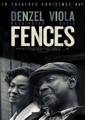 Fences Online DVD Rental