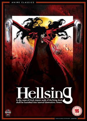 Hellsing: Series Online DVD Rental