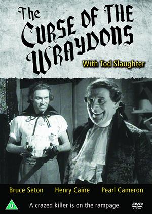 The Curse of the Wraydons Online DVD Rental