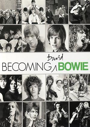Rent David Bowie: Becoming Bowie Online DVD Rental