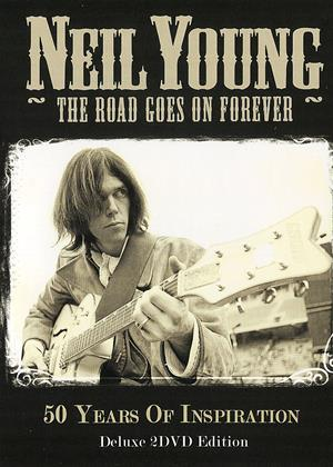Rent Neil Young: The Road Goes on Forever Online DVD Rental