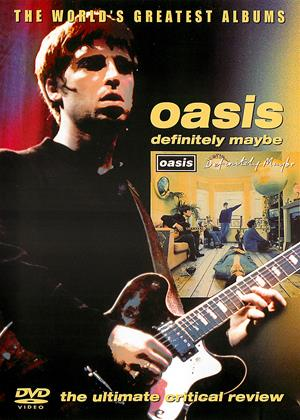 Oasis: Definitely Maybe: The World's Greatest Albums Online DVD Rental