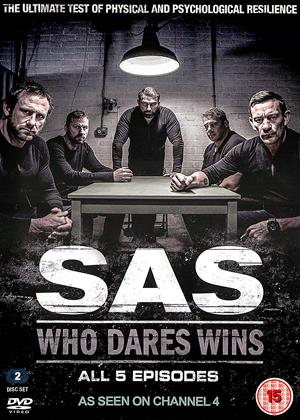 Rent SAS: Who Dares Wins: Series 1 Online DVD Rental