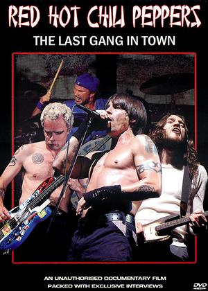 Red Hot Chili Peppers: The Last Gang in Town Online DVD Rental