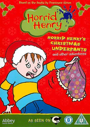 Horrid Henry's Christmas, Underpants and Other Adventures Online DVD Rental