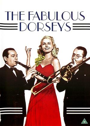 Rent The Fabulous Dorseys (aka The Fighting Dorseys) Online DVD Rental