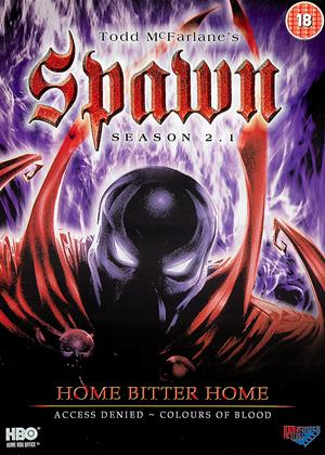 Rent Spawn: Series 2: Vol.1 (aka Todd McFarlane's Spawn) Online DVD Rental
