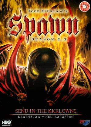 Rent Spawn: Series 2: Vol.2 (aka Todd McFarlane's Spawn) Online DVD Rental
