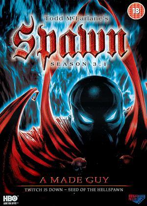 Rent Spawn: Series 3: Vol.1 (aka Todd McFarlane's Spawn) Online DVD Rental