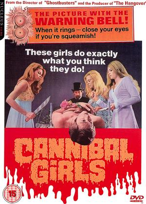 Cannibal Girls Online DVD Rental