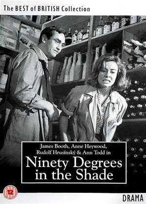 Ninety Degrees in the Shade Online DVD Rental