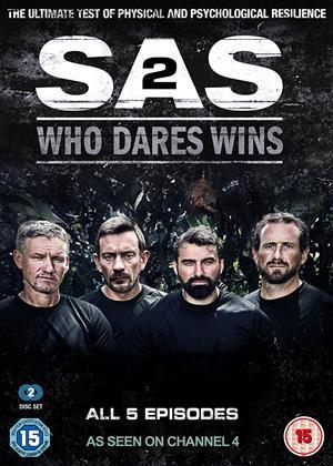 SAS: Who Dares Wins: Series 2 Online DVD Rental