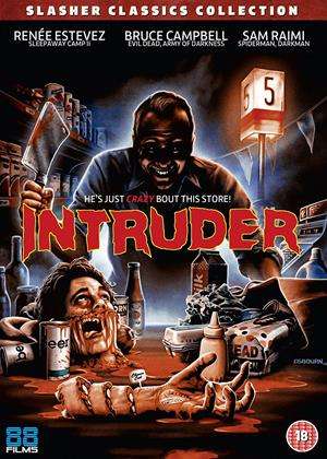 Rent Intruder (aka Nerve Endings / Night Crew) Online DVD Rental
