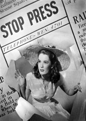 Stop Press Girl Online DVD Rental