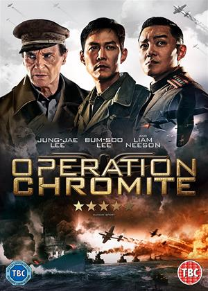 Operation Chromite Online DVD Rental