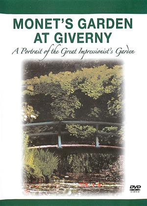 Rent Monet's Garden at Giverny (aka Monet's Palate: A Gastronomic View from the Gardens of Giverny) Online DVD Rental