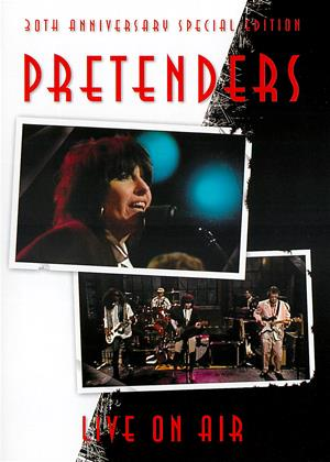 Rent Pretenders: Live on Air Online DVD Rental