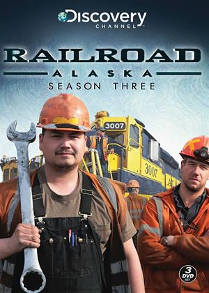 Rent Railroad Alaska: Series 3 Online DVD Rental