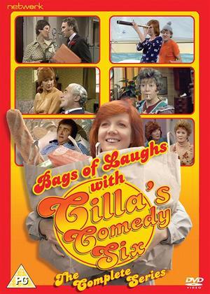 Cilla's Comedy Six: Series Online DVD Rental