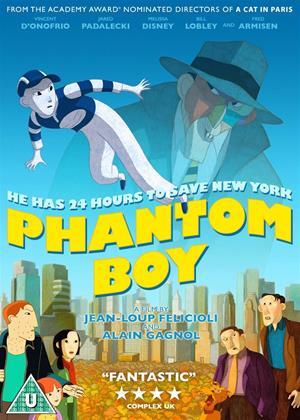 Phantom Boy Online DVD Rental