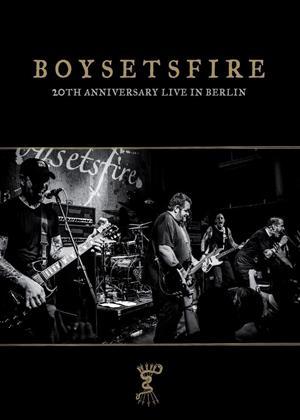 Boysetsfire: 20th Anniversary Live in Berlin Online DVD Rental