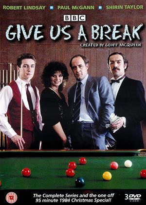 Give Us a Break Online DVD Rental