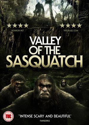 Valley of the Sasquatch Online DVD Rental