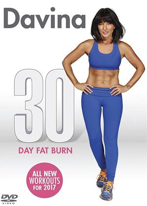 Davina: 30 Day Fat Burn Online DVD Rental