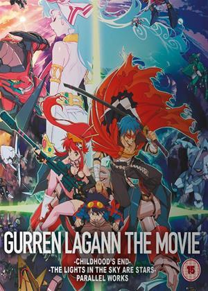 Gurren Lagann: The Movie: Childhood's End Online DVD Rental