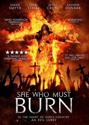 She Who Must Burn Online DVD Rental