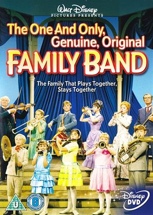 Rent The One and Only, Genuine, Original Family Band Online DVD Rental