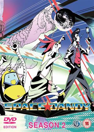 Rent Space Dandy: Series 2 Online DVD Rental