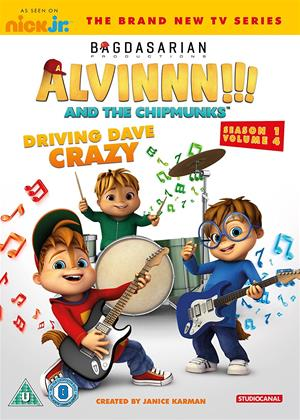 Rent Alvin and the Chipmunks: Driving Dave Crazy: Series 1: Vol.4 Online DVD Rental