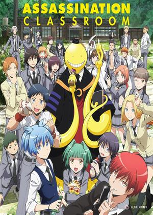 Assassination Classroom: Series 2: Part 1 Online DVD Rental