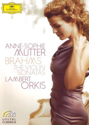Rent Brahms: The Violin Sonatas Online DVD Rental