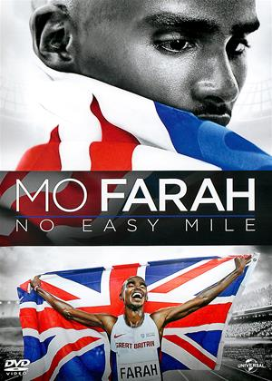 Mo Farah: No Easy Mile Online DVD Rental