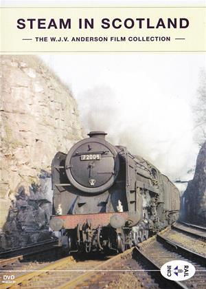 Rent Archive Series: Steam in Scotland Online DVD Rental